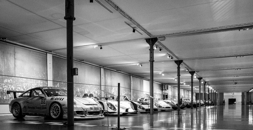 Archiv Porsche: Rennautos