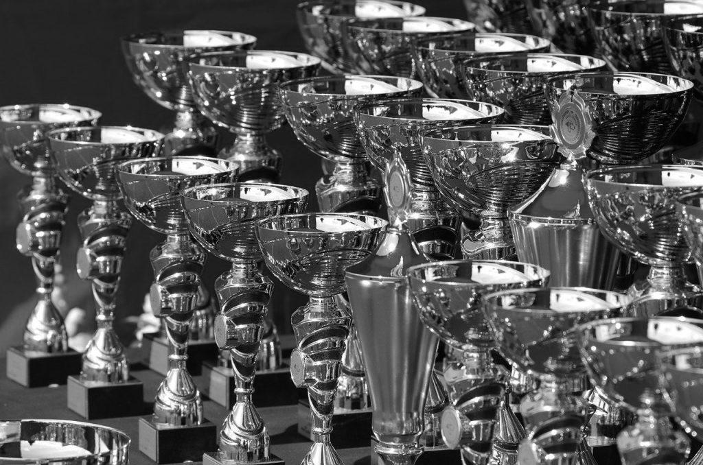 Objektarchiv: Pokale, Medaillen, Trophäen