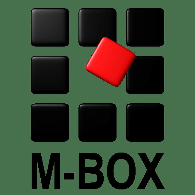 M-BOX Logo
